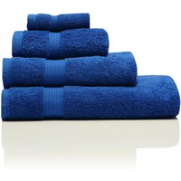 100% Combed Cotton 580Gsm Luxury Soft And Absorbent Bath Sheet  - Cobalt