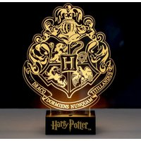 Harry Potter Etched Light