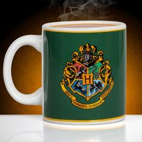Mug Boxed (350ml) - Harry Potter (Slytherin Crest)