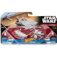 Star Wars Hot Wheels Die Cast Star Ships