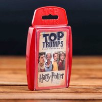 Harry Potter Top Trumps - Goblet Of Fire