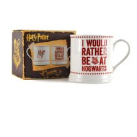 Harry Potter Vintage Mug - Hogwarts Slogan