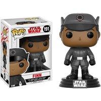 Pop! Bobble: Star Wars Episode 8 The Last Jedi: Finn