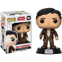 Pop! Bobble: Star Wars Episode 8 The Last Jedi: Poe Dameron