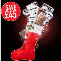 Star Wars Endor Stocking