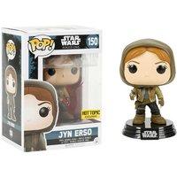Pop! Vinyl: Star Wars: Rogue One: Jyn Erso Hooded