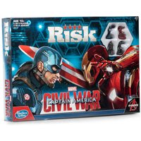 Risk: Captain America Civil War Edition