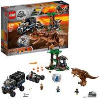 LEGO Carnotaurus Gyrosphere Escape