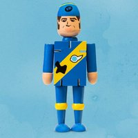 Thunderbirds Flexi Figure - Virgil