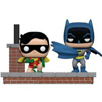 Pop! Comic Moment: Batman & Robin 80th Anniversary Edition 1964