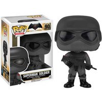 Pop! Vinyl: Batman vs Superman - Superman Soldier