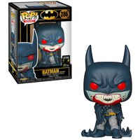 Pop! Heroes: Red Rain Batman - 80th Anniversary Edition 1991