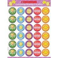 Classroom Reward Stickers x 100