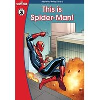 Marvel Learning: Spider-Man: This is Spider-Man! (Ready-to-Read Level 3)