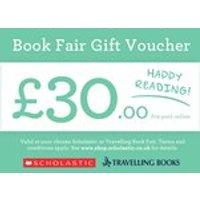 Book Fair Gift Voucher £30