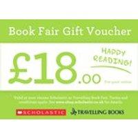 Book Fair Gift Voucher £18