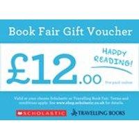 Book Fair Gift Voucher 12