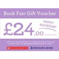 Book Fair Gift Voucher £24