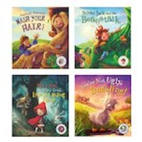Fairy Tales Gone Wrong Pack x 4