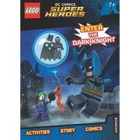 LEGO DC Comics Super Heroes: Enter the Dark Knight Activity Book