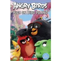 Popcorn ELT Primary Readers Starter Level - Level 1: Angry Birds: Pigs on Bird Island (Book only)