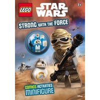 LEGO Star Wars: Strong with the Force Activity Book