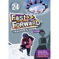 Fast Forward Silver: Teacher's Guide CD-ROM Level 24
