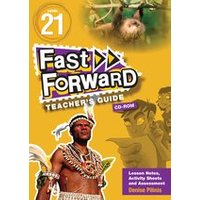 Fast Forward Gold: Teacher's Guide CD-ROM Level 21
