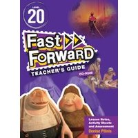 Fast Forward Purple: Teachers Guide CD-ROM Level 20