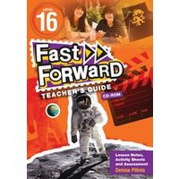 Fast Forward Orange: Teacher's Guide CD-ROM Level 16
