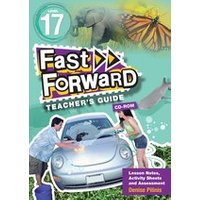 Fast Forward Turquoise: Teachers Guide CD-ROM Level 17