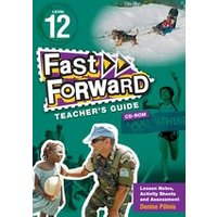 Fast Forward Green: Teacher's Guide CD-ROM Level 12