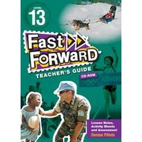 Fast Forward Green: Teacher's Guide CD-ROM Level 13