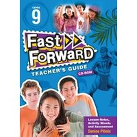 Fast Forward Blue: Teacher's Guide CD-ROM Level 9