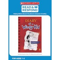 Read & Respond: Diary of a Wimpy Kid