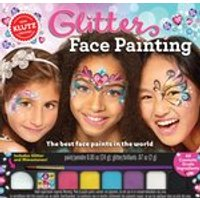 Klutz: Glitter Face Painting