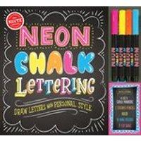 Klutz: Neon Chalk Lettering