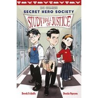 DC COMICS: Secret Hero Society #1: Study Hall of Justice
