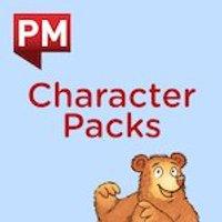 PM Bear Character Pack: Levels 5-13 (11 books)