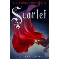 The Lunar Chronicles #2: Scarlet