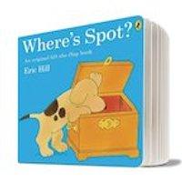 Wheres Spot? x 6