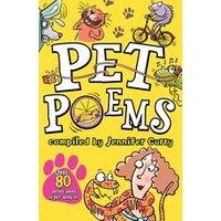 Scholastic Poetry: Pet Poems x 30