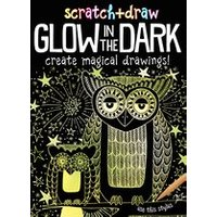 Scratch and Draw: Glow in the Dark