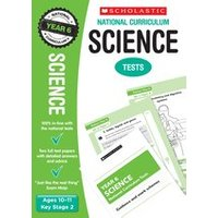 National Curriculum SATs Tests: Science Test (Year 6)