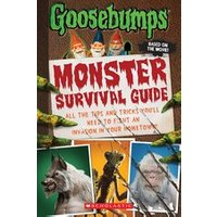 Goosebumps: Monster Survival Guide