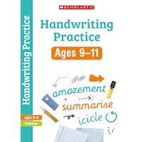 Scholastic English Skills: Handwriting Workbook (Years 5-6) x 6