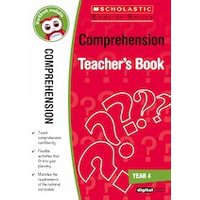 Scholastic English Skills: Comprehension Teachers Book (Year 4)