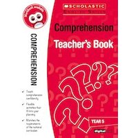 Scholastic English Skills: Comprehension Teachers Book (Year 5)