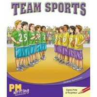 PM Writing 4: Team Sports (PM Ruby) Level 28 x 6