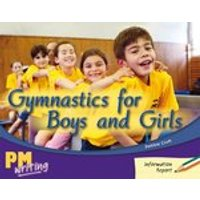 PM Writing 2: Gymnastics for Boys and Girls (PM Green/Ornage) Levels 14, 15 x 6